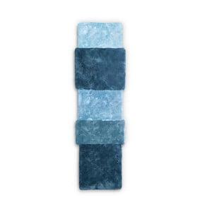 Over Stripe kék szőnyeg - EMKO