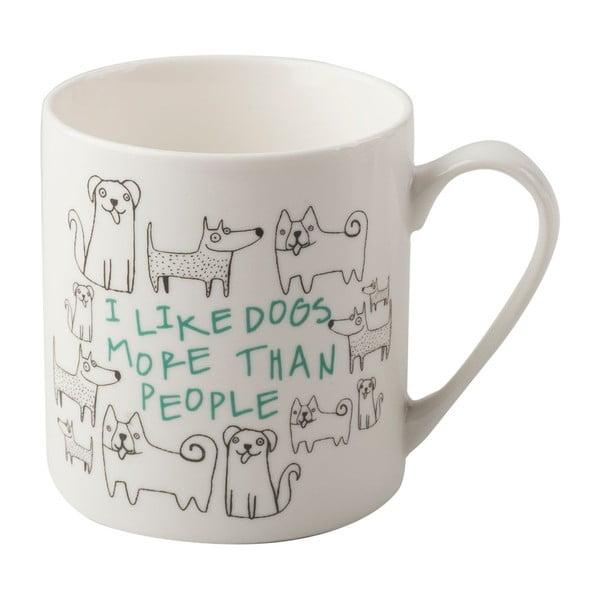 Dog porcelánbögre, 300 ml - Creative Tops