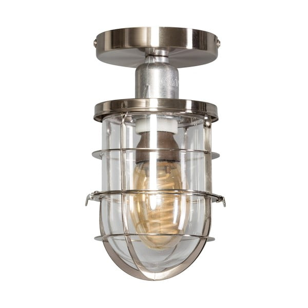 Matino Silver Industrio Short mennyezeti lámpa - ETH