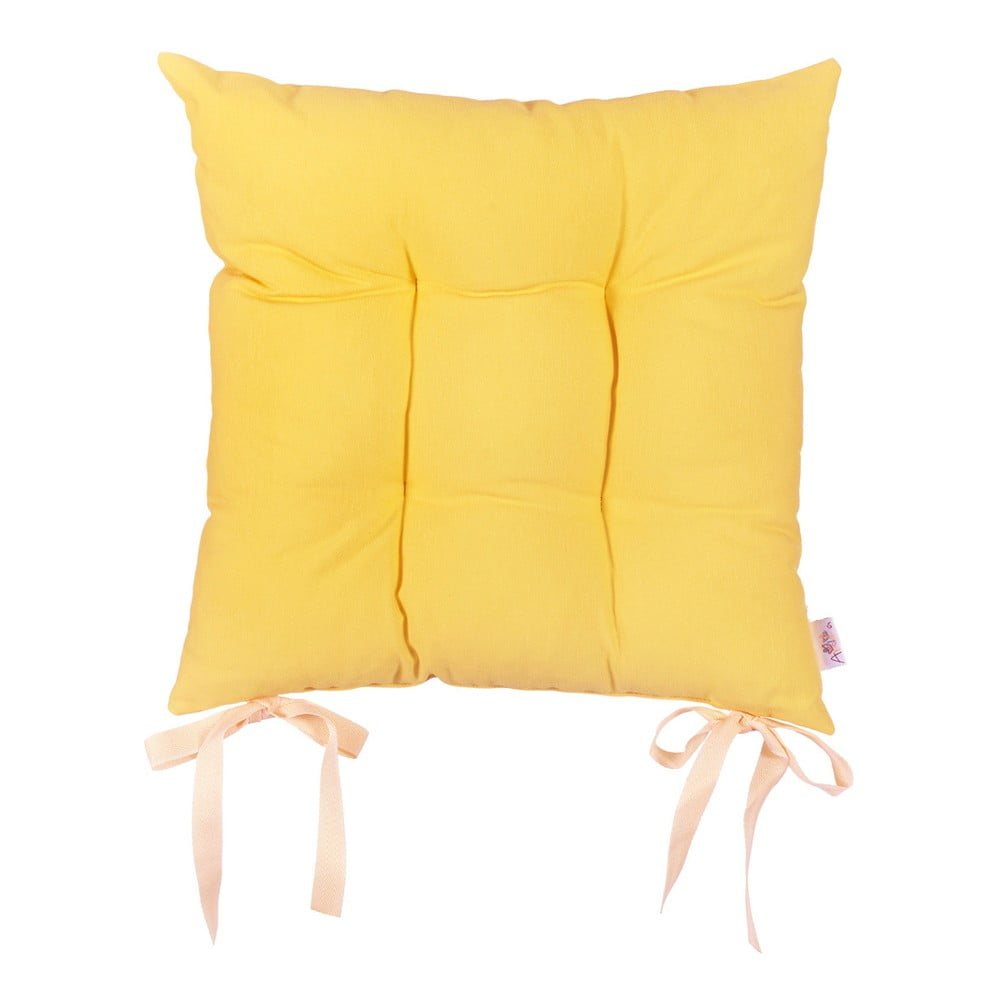 355dbefd5d Simply Yellow citromsárga ülőpárna, 41 x 41 cm - Apolena | Bonami