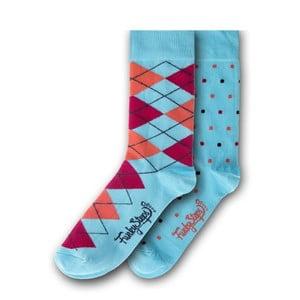 Caro 2 pár zokni, méret 39 - 45 - Funky Steps