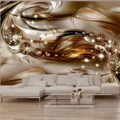 Chocolate nagyméretű tapéta, 300 x 210 cm - Artgeist