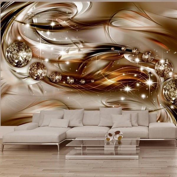 Chocolate nagyméretű tapéta, 300 x 210 cm - Bimago