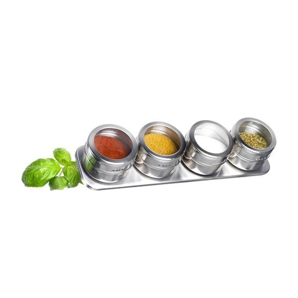 Spice Rack 4 darabos fűszertartó szett - Westmark