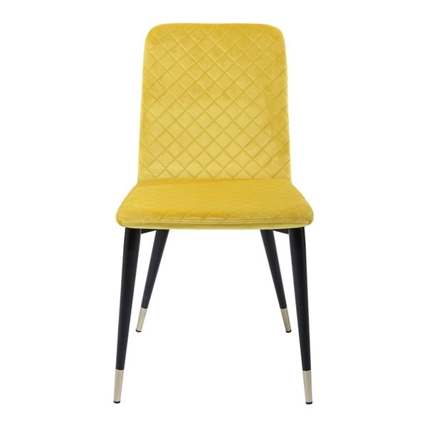 Montmartre sárga étkezőszék, 2 db - Kare Design