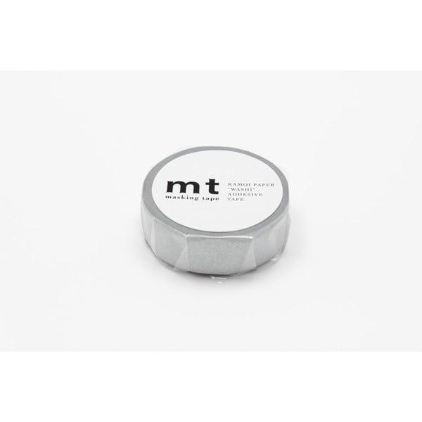 Uni Silver dekortapasz - MT Masking Tape