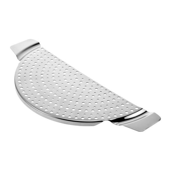 Rozsdamentes acél tésztavíz leöntő szűrő - Westmark