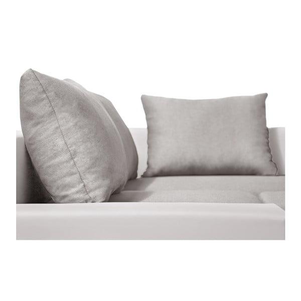 Aventure bézs kanapé, jobb oldalas - Interieur De Famille Paris