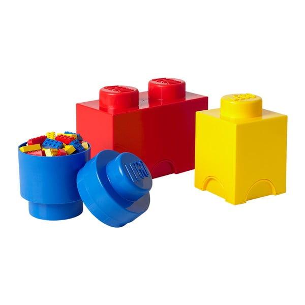 3 db tárolódoboz - LEGO®