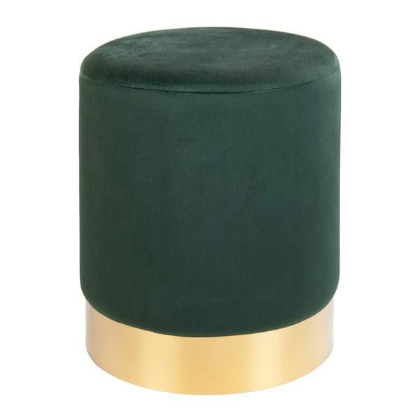 Gamby zöld puff, ø34cm - House Nordic
