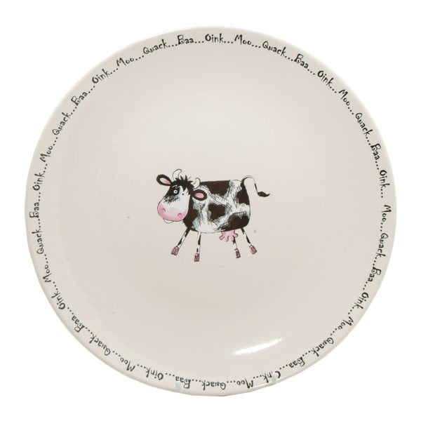 Home Farm agyagkerámia tányér, ⌀ 26,7 cm - Price & Kensington