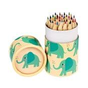 Elvis színes ceruzakészlet, 36 darabos - Rex London