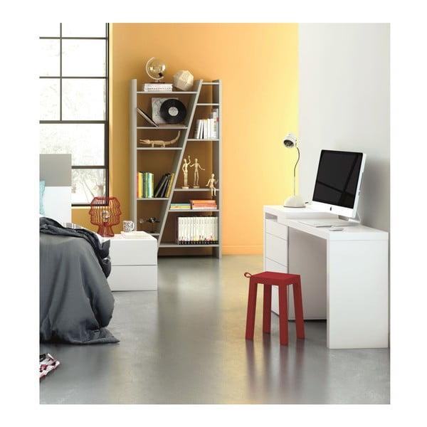 Handle piros kisszék, 30 x 30 x 45 cm - TemaHome
