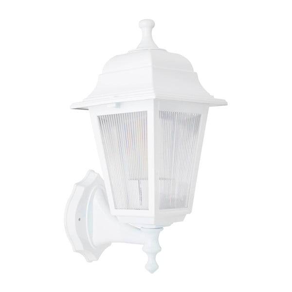 Lampas fehér falilámpa