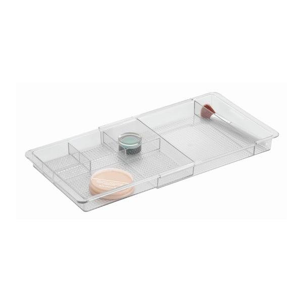 Clarity Drawer összecsukható kozmetikai rendszerező - iDesign