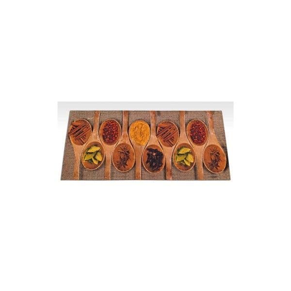 Spices Market fokozottan ellenálló konyhai futószőnyeg, 60 x 240 cm - Floorita