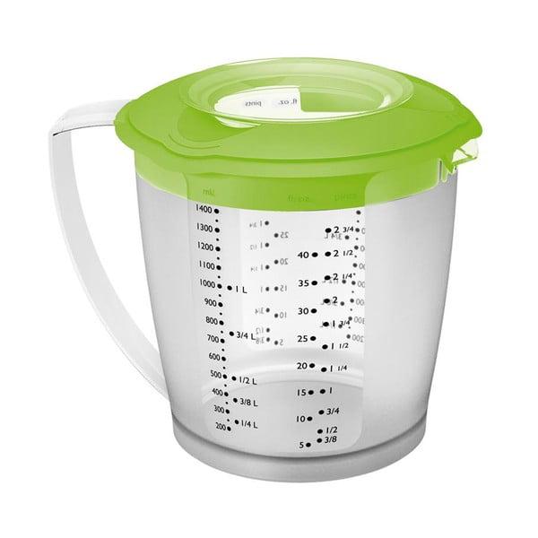 Helena zöld mérőpohár, 1,4 l - Westmark