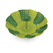 Lotus Plus zöld párolóbetét, ⌀ 16,5 cm - Joseph Joseph