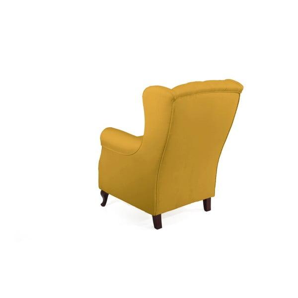Lex sárga füles fotel - Max Winzer