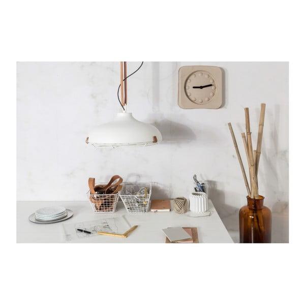 Dek fehér függőlámpa, Ø 51 cm - Zuiver