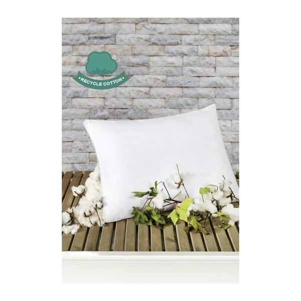 Puro Blanco Mentejo fehér pamut párna, 50 x 70 cm
