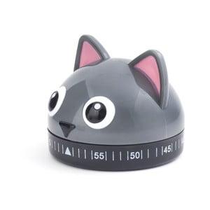 Macska alakú időmérő - Kikkerland