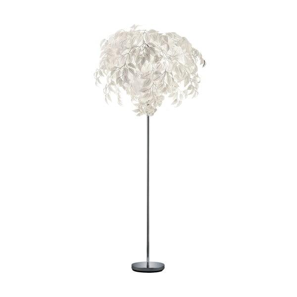 Leavy fehér állólámpa, magasság 180 cm - Trio