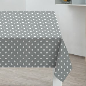 Grey Dots asztalterítő, 178 x 132 cm - Sabichi