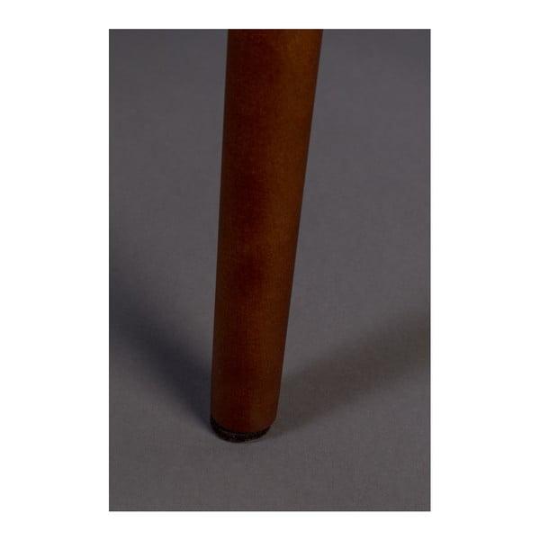 Barbara 2 részes sötétzöld szék szett - Dutchbone