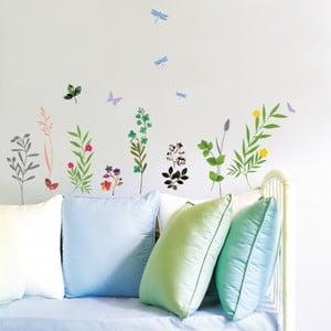 Grass and Butterflies öntapadós falmatrica - Ambiance