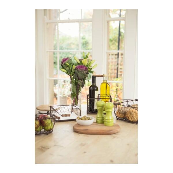Provence fém tartó, 4 üvegnek - T&G Woodware