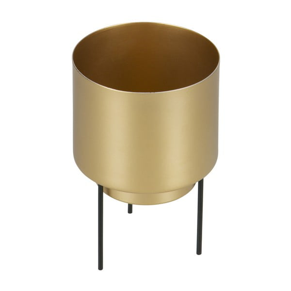 Guus aranyszínű kaspó, ⌀ 11,2 cm - WOOOD