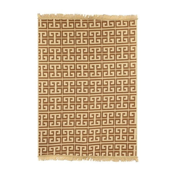 Ya Rugs Tee Tan szőnyeg, 60 x 90 cm
