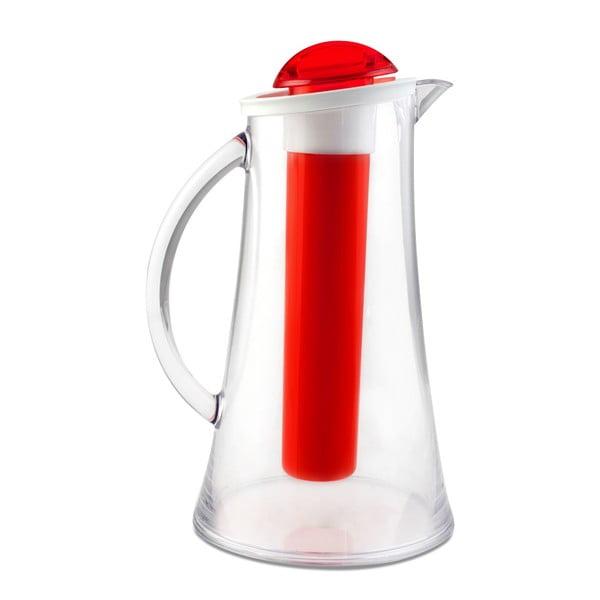 Livio piros vizeskancso, 2,1 l - Vialli Design