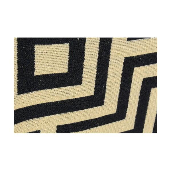 Kare sötétkék szőnyeg, 60 x 90cm - Ya Rugs