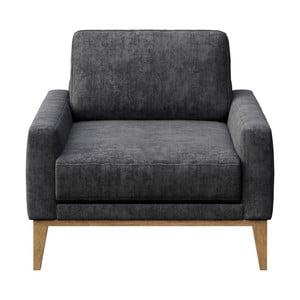 Musso sötétszürke fotel - MESONICA