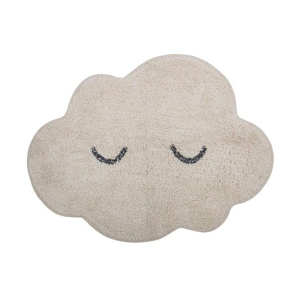 Cloud pamut gyerekszőnyeg, 82 x 57 cm - Bloomingville