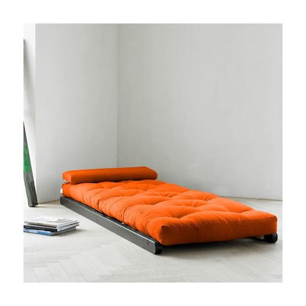 Figo Wenge/Orange karosszék, 70 cm - Karup