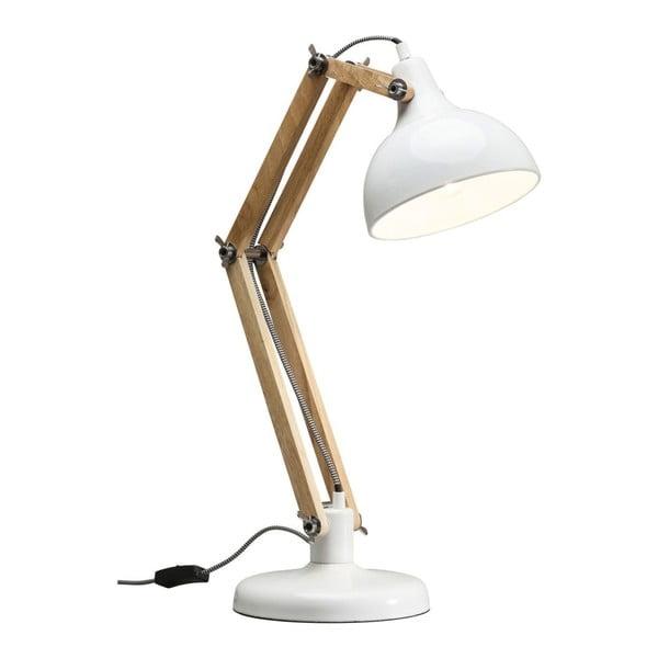 Station fehér asztali lámpa - Kare Design