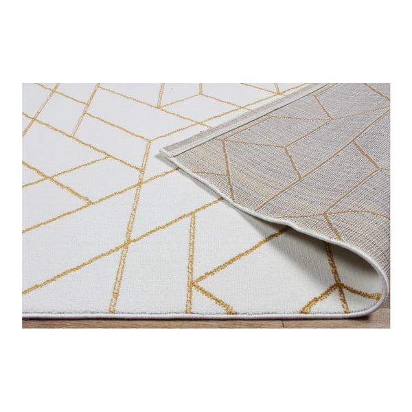 Clean Yolk Geo szőnyeg, 130 x 190 cm - Eco Rugs