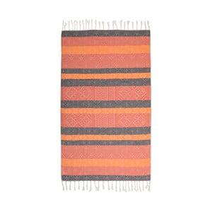 Sunrise hammam fürdőlepedő pamutból és bambuszrostból, 180 x 95 cm - Begonville