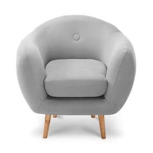 Szürke fotel - Scandi by Stella Cadente Maison