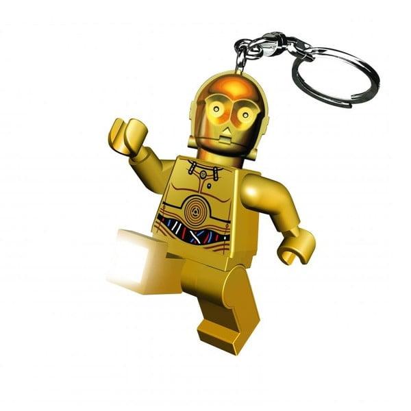 Star Wars C3PO világító kulcstartó - LEGO®