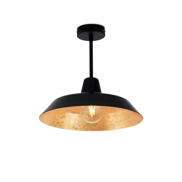 Cinco Basic fekete és aranyszínű mennyezeti lámpa - Bulb Attack