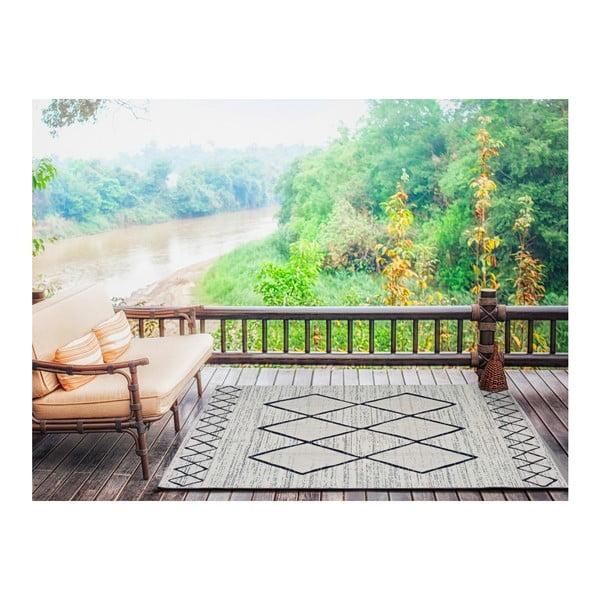 Elba fehér szőnyeg, 160x230 cm - Universal