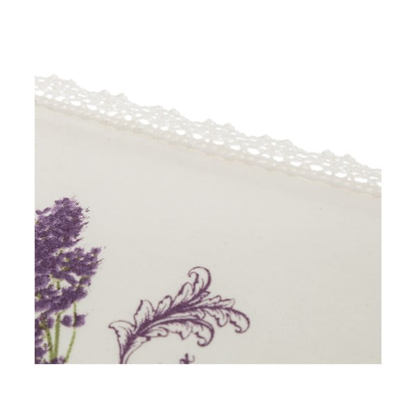 Lavanda pamut szalvéta, 40 x 40 cm - Unimasa