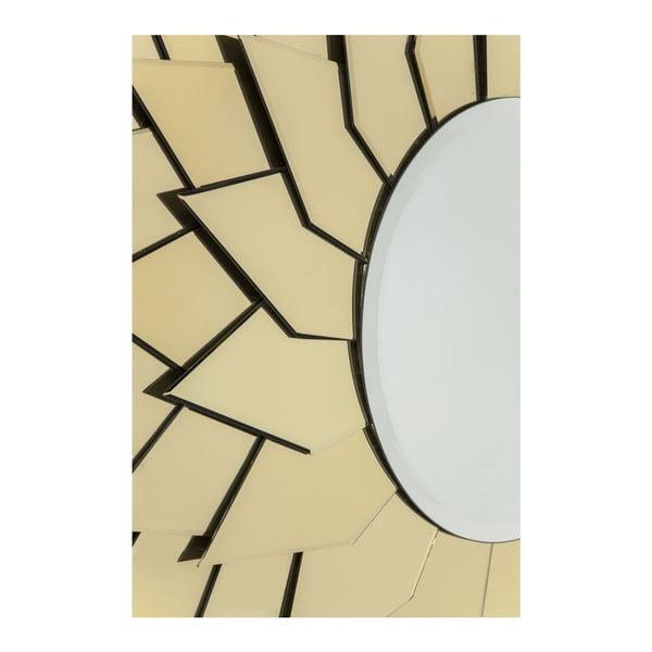 Sunflower Round tükör, ø 120 cm - Kare Design