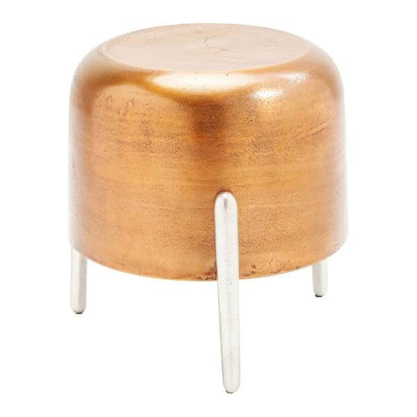 Lumpy rézszínű ülőke - Kare Design