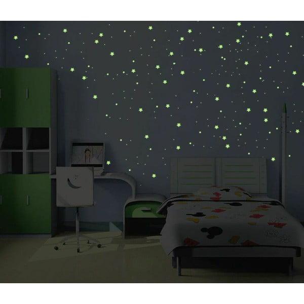 Milky Way 240 db-os sötétben világító falmatrica szett - Ambiance