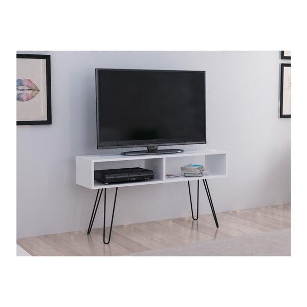 Alya fehér TV állvány
